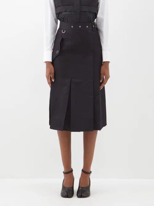Zimmermann - Corsage Python Print Linen Mini Dress - Womens - Python