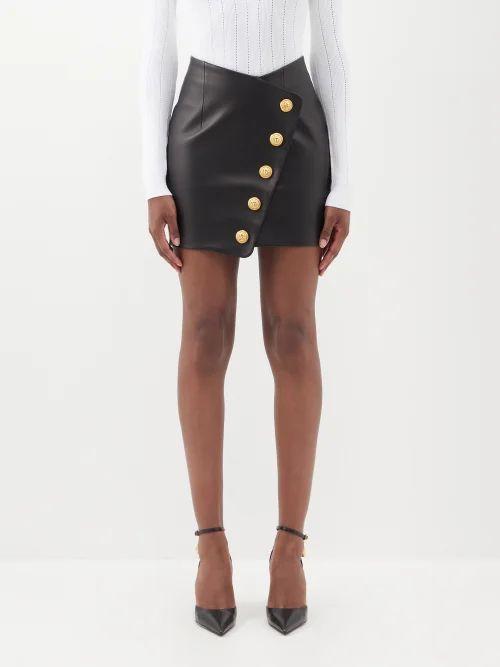 Raey - Bias Godet Tiger Print Silk Satin Slip Midi Skirt - Womens - Brown Multi