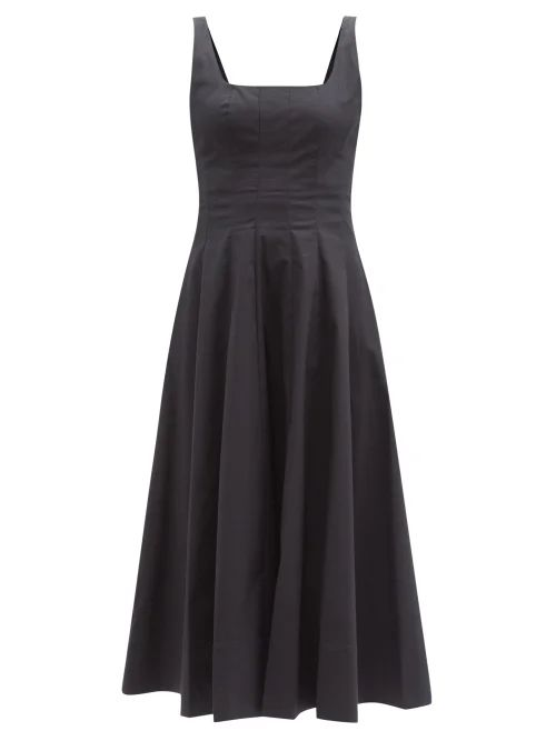 Chloé - Iconic Roll Neck Cashmere Sweater - Womens - Beige
