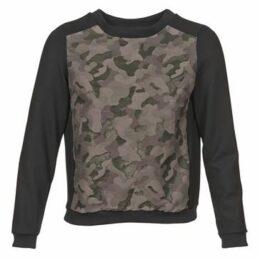 Naf Naf  ECAMOU  women's Sweatshirt in Black
