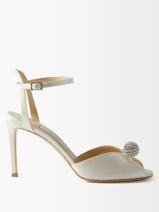 Givenchy - Leopard Print Shearling Coat - Womens - Multi