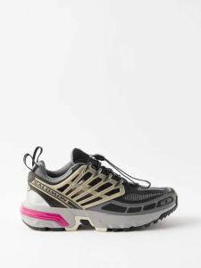 Raquel Diniz - Elle Metallic Floral Mini Dress - Womens - Black Multi