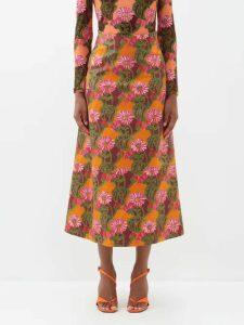 See By Chloé - Metallic Trim Short Sleeved Wool Sweater - Womens - Black