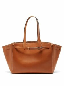 Stella Mccartney - Bryce Single Breasted Wool Twill Coat - Womens - Black
