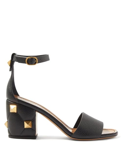 Hillier Bartley - Double Breasted Checked Wool Coat - Womens - Brown Multi