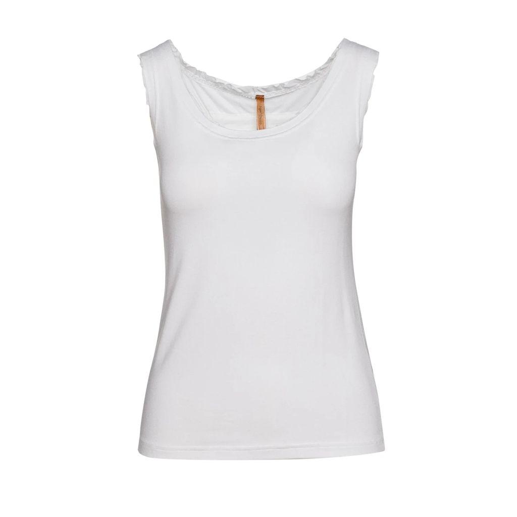UNDRESS - Ambar Black Midi V Back Flared Skirt