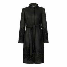 Nissa - Classic Coat with Lapels
