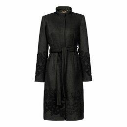Nissa - Classic Coat with Lapels