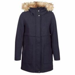 Only  ONLNOAH  women's Coat in Blue
