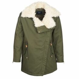 Only  ONLODA  women's Parka in Green