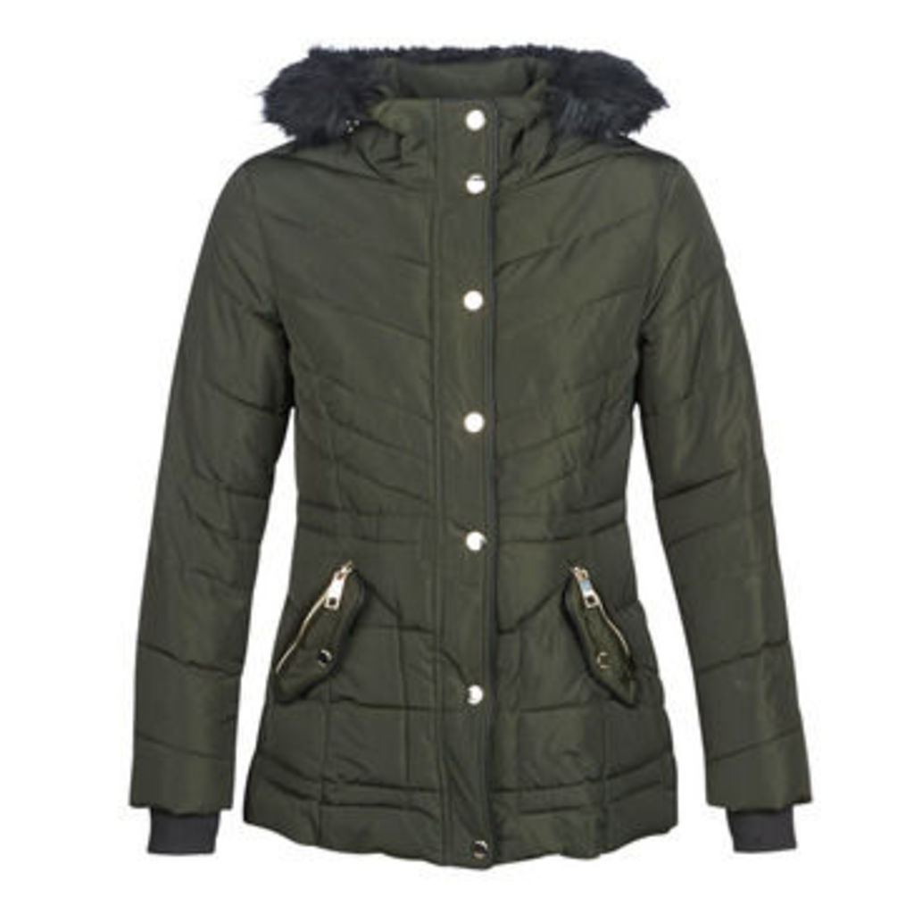 Guess  NORA  women's Parka in Green