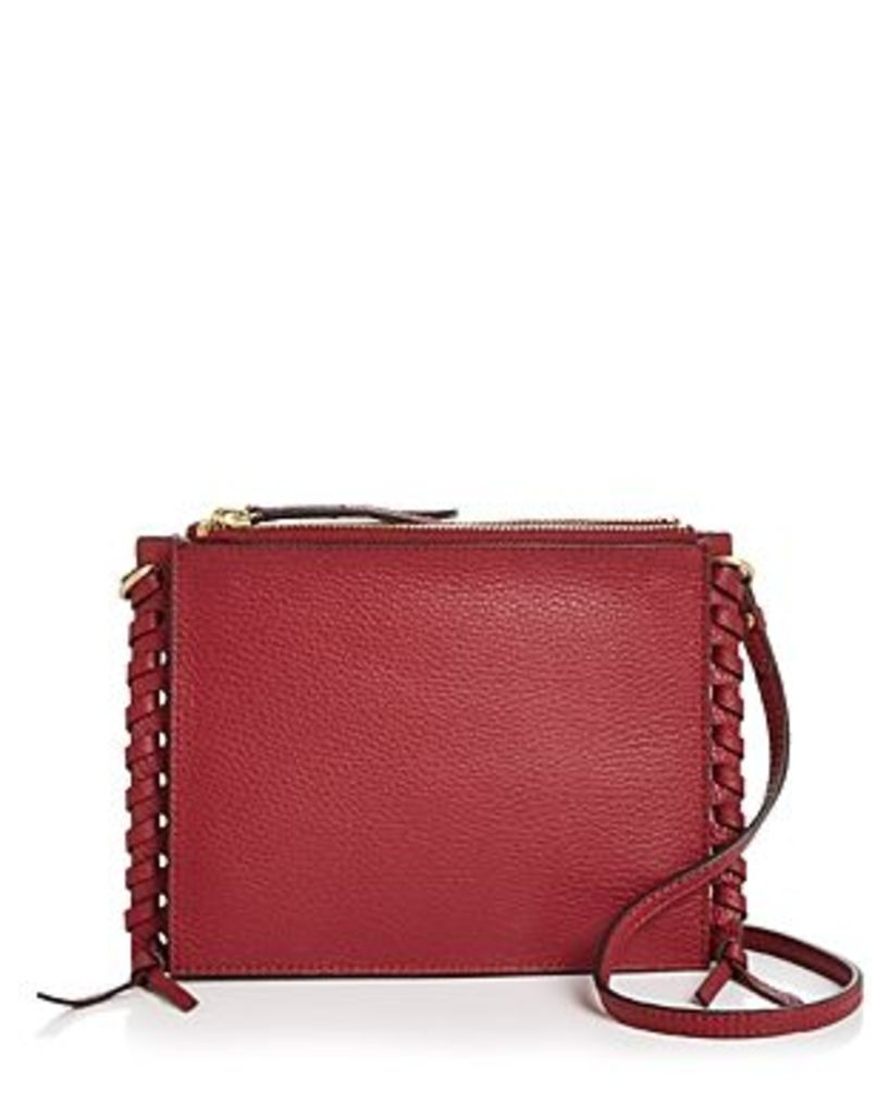 Annabel Ingall Everly Pebbled Leather Crossbody