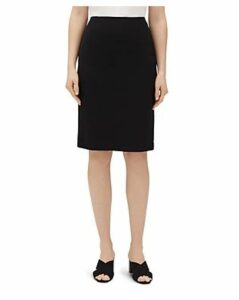 Lafayette 148 New York Slim Pencil Skirt