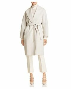 Max Mara Wool Wrap Coat