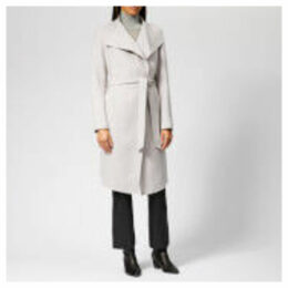 Mackage Women's Leora Long Coat - Mineral - M - Grey