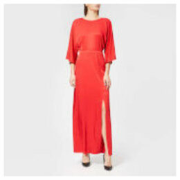 Gestuz Women's Rosie Dress - Deep Barolo