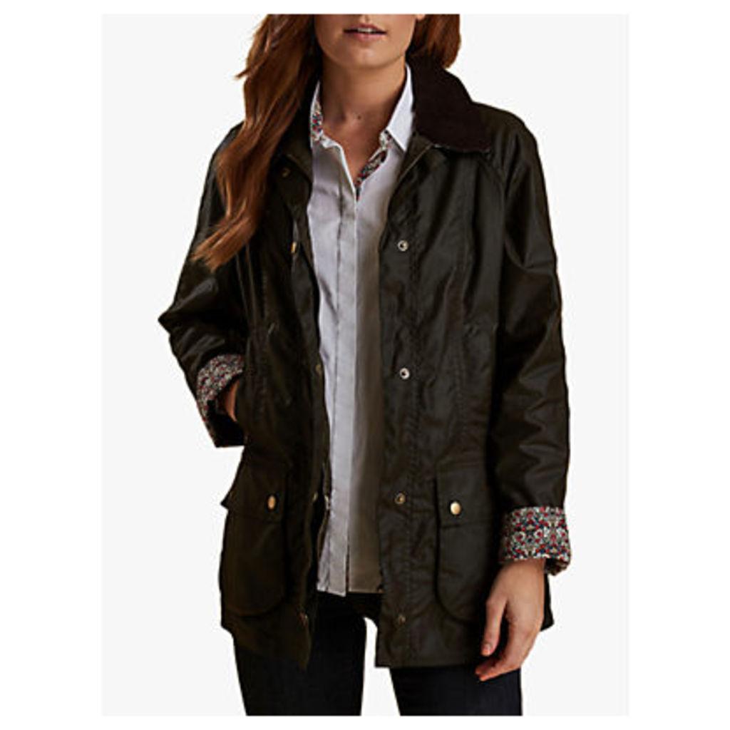 Barbour Harriet Liberty Wax Cotton Jacket