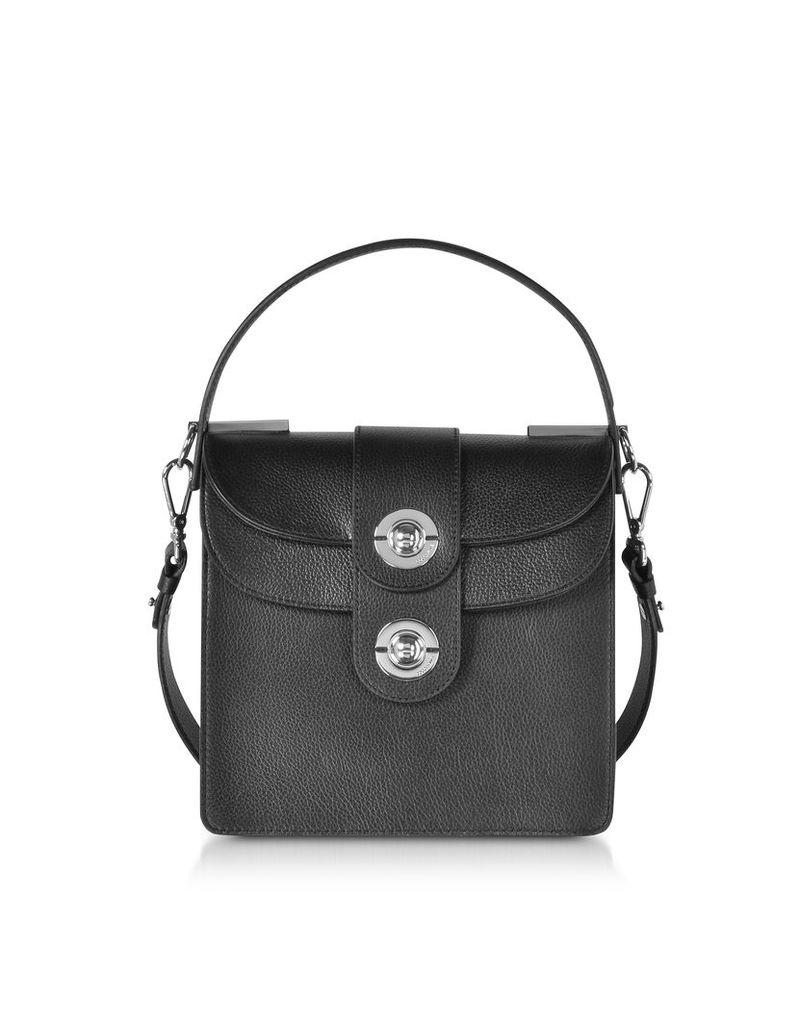 Coccinelle Designer Handbags, Leila Leather Shoulder Bag