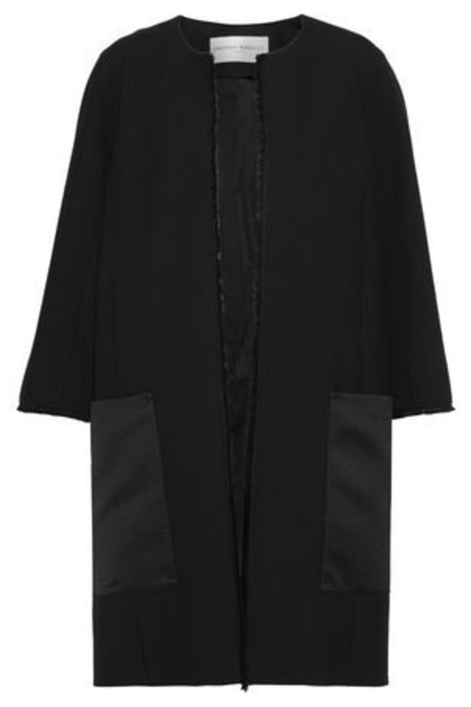Amanda Wakeley Woman Casual Jackets Black Size 14