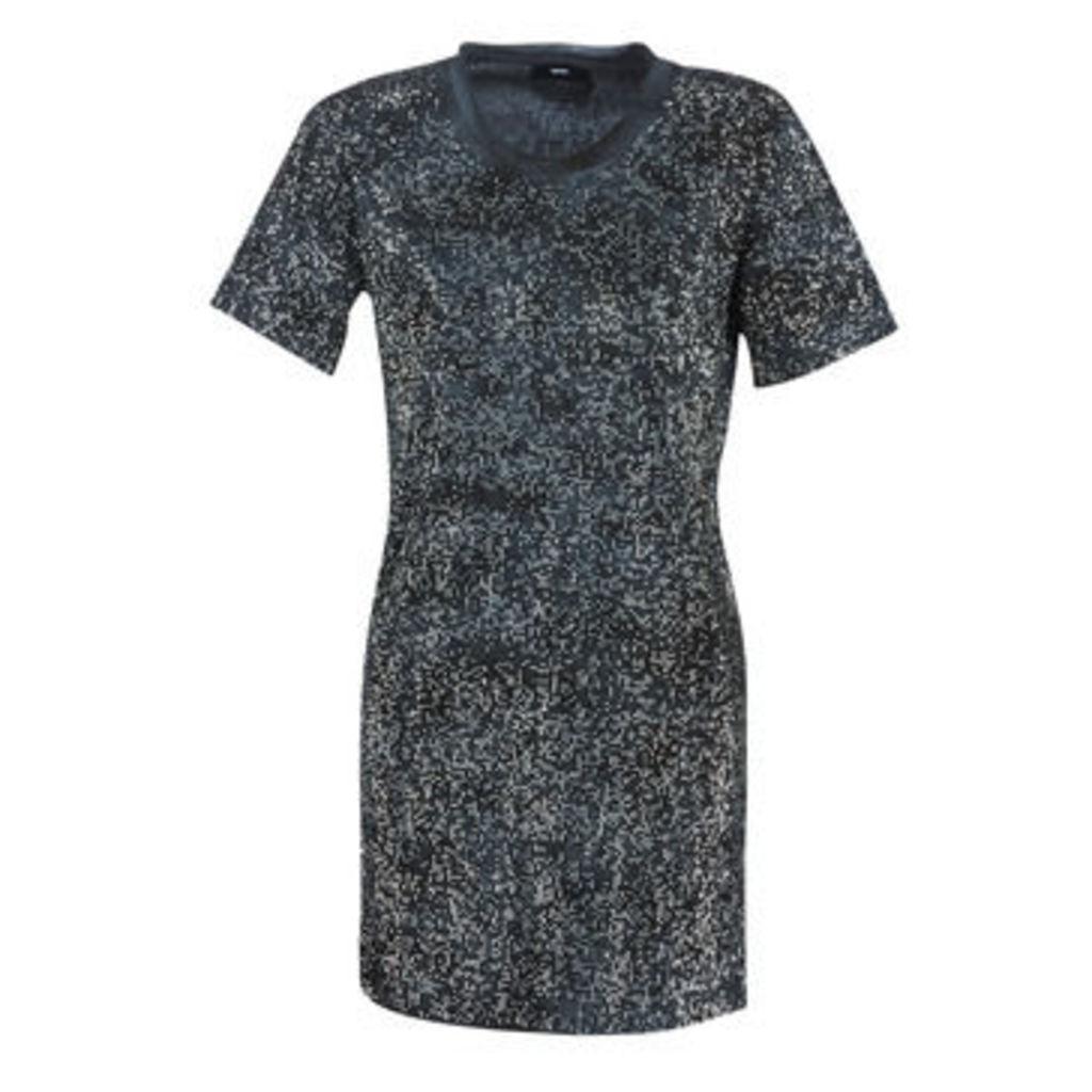 Diesel  D ARY  women's Dress in Grey