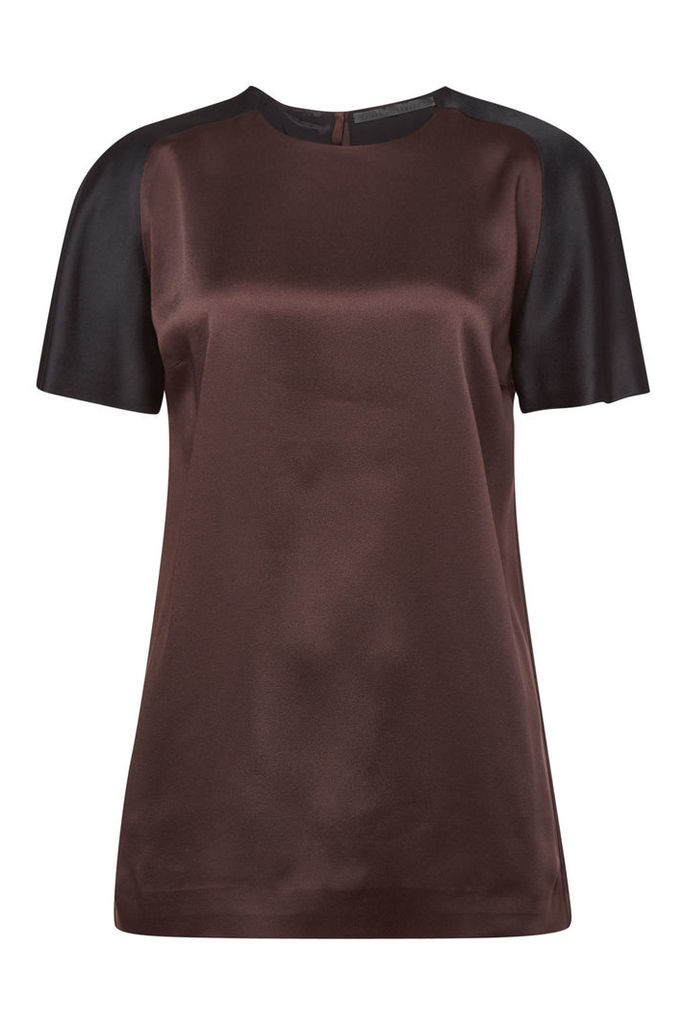 Haider Ackermann Satin Top