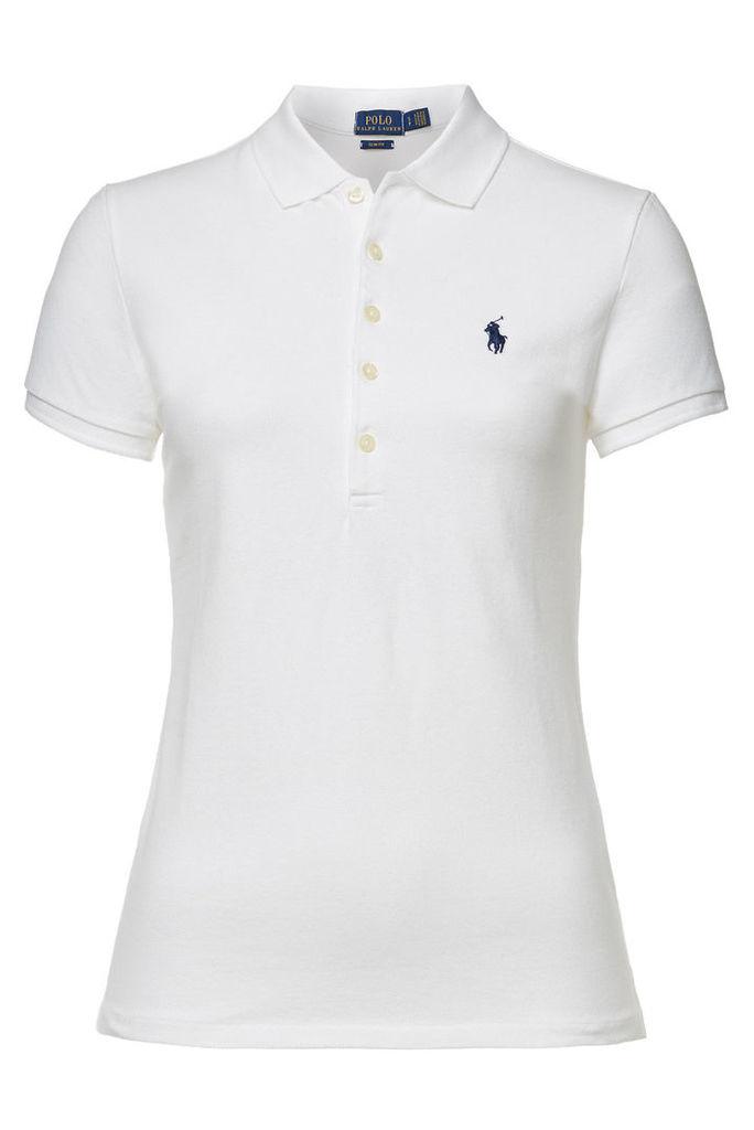Polo Ralph Lauren Julie Cotton Polo T-Shirt