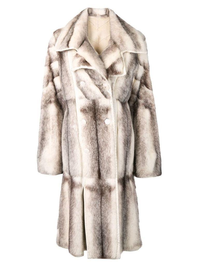 Liska Ividior coat - White