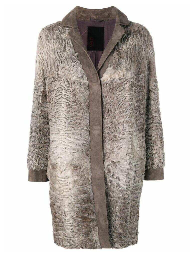 Liska Gladice coat - Grey