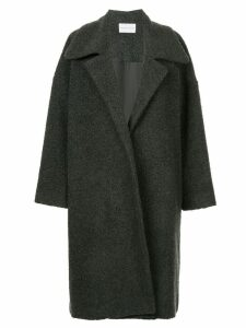 Strateas Carlucci oversized coat - Grey