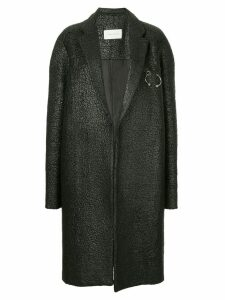 Strateas Carlucci Sterile coat - Black