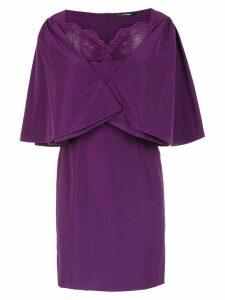 À La Garçonne Memory dress - Purple