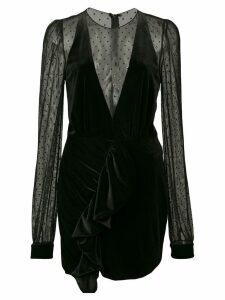 Patbo mini dress - Black