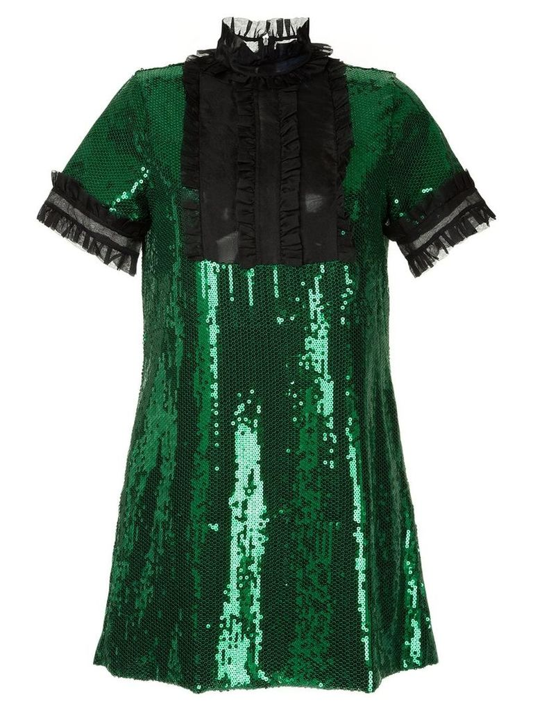 Macgraw Electric Dream dress - Green