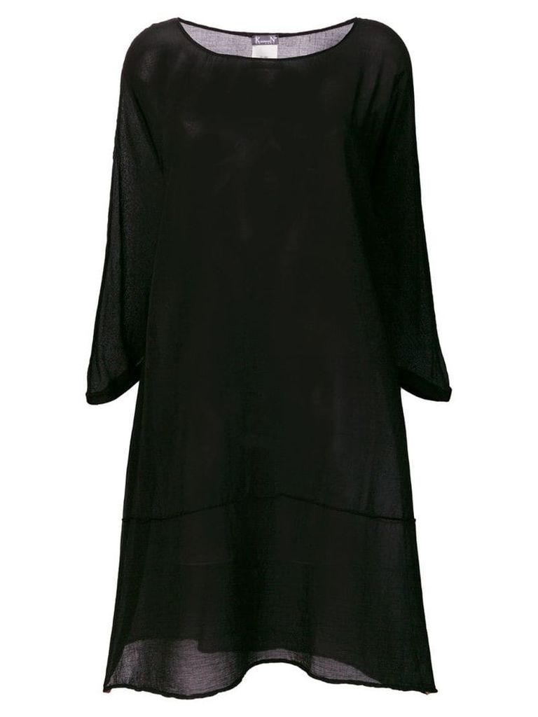 Kristensen Du Nord flared dress - Black
