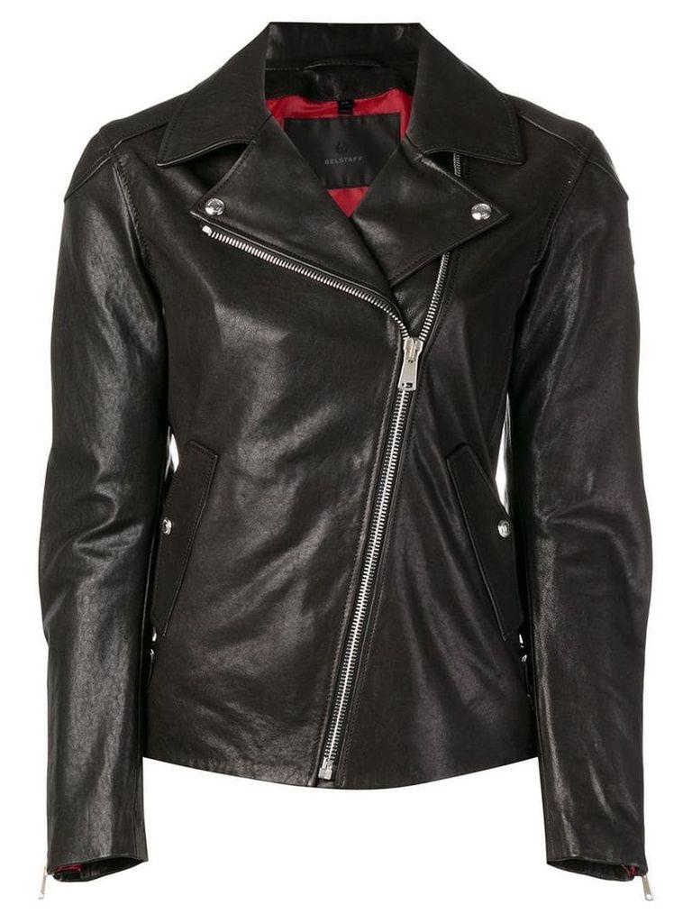 Belstaff fitted biker jacket - Black