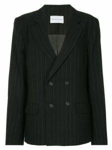 Strateas Carlucci Macro blazer - Black