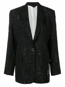 Diesel tailored blazer - Black