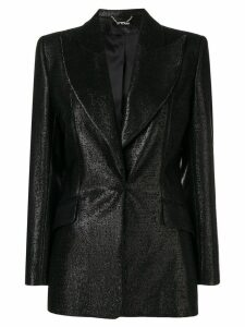 Styland one button blazer - Black