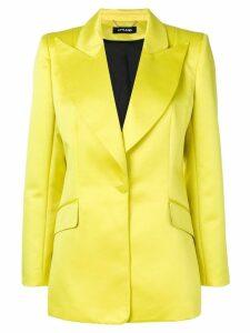 Styland peaked lapel blazer - Yellow