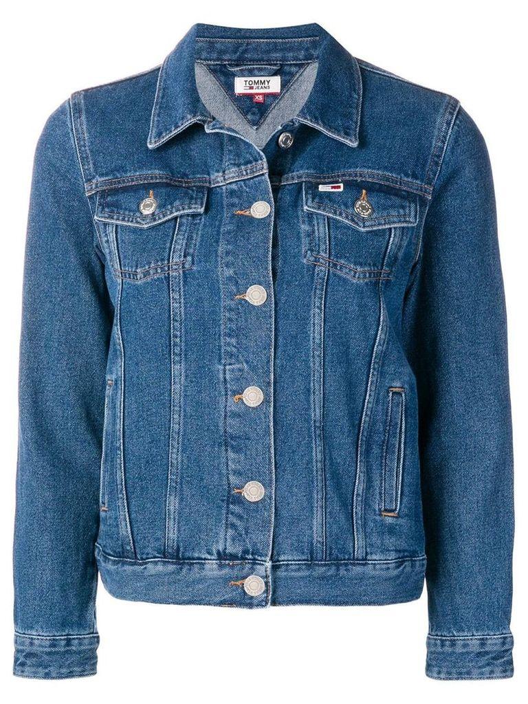 Tommy Jeans classic denim jacket - Blue