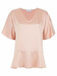 Olympiah short sleeves blouse - Pink