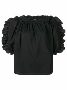 See By Chloé pleated blouse - Black