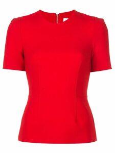 Dion Lee slim fit top - Red