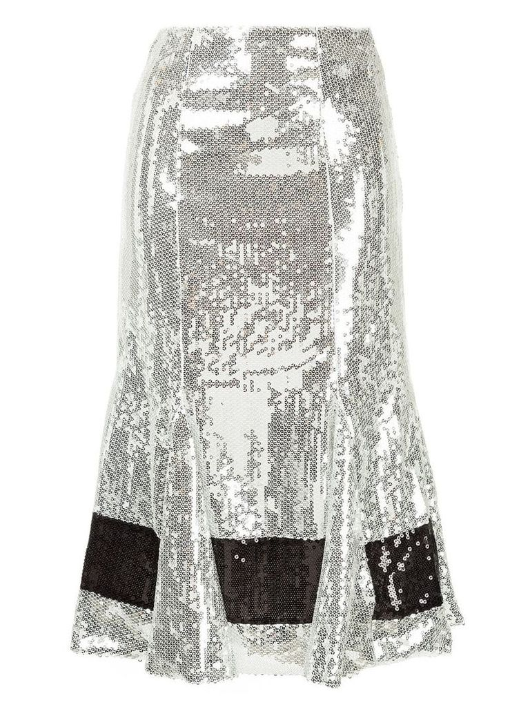 Macgraw Heroes skirt - Silver