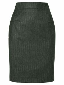 Walk Of Shame short pencil skirt - Grey