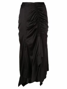Tanya Taylor flared midi skirt - Black