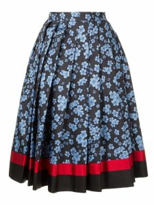 Macgraw Illumination Skirt - Blue