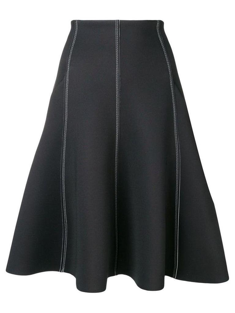 Dorothee Schumacher Scuba Volumes Skirt - Black