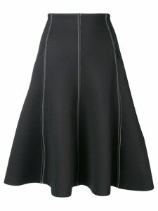 Dorothee Schumacher Scuba Volumes Skirt - Black