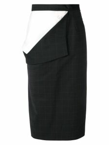 Seen Users deconstructed skirt - Black